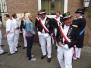 2016 Schützenfest Montagmorgen den 11. Juli