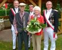 2013 Ehrung 60-jährige Jubelkönigin Helene Rohe