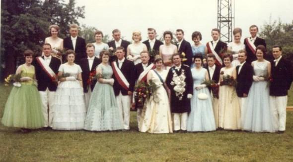 1961 Hofstaat