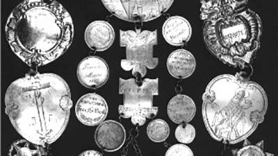 Die frühe Geschichte (1669-1800)