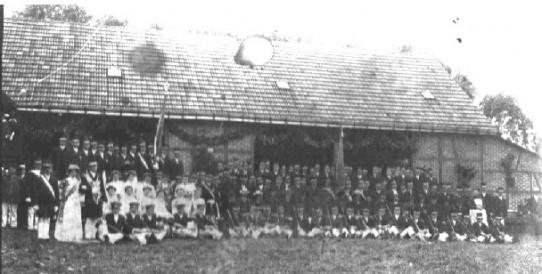 Die alte Schützenhalle