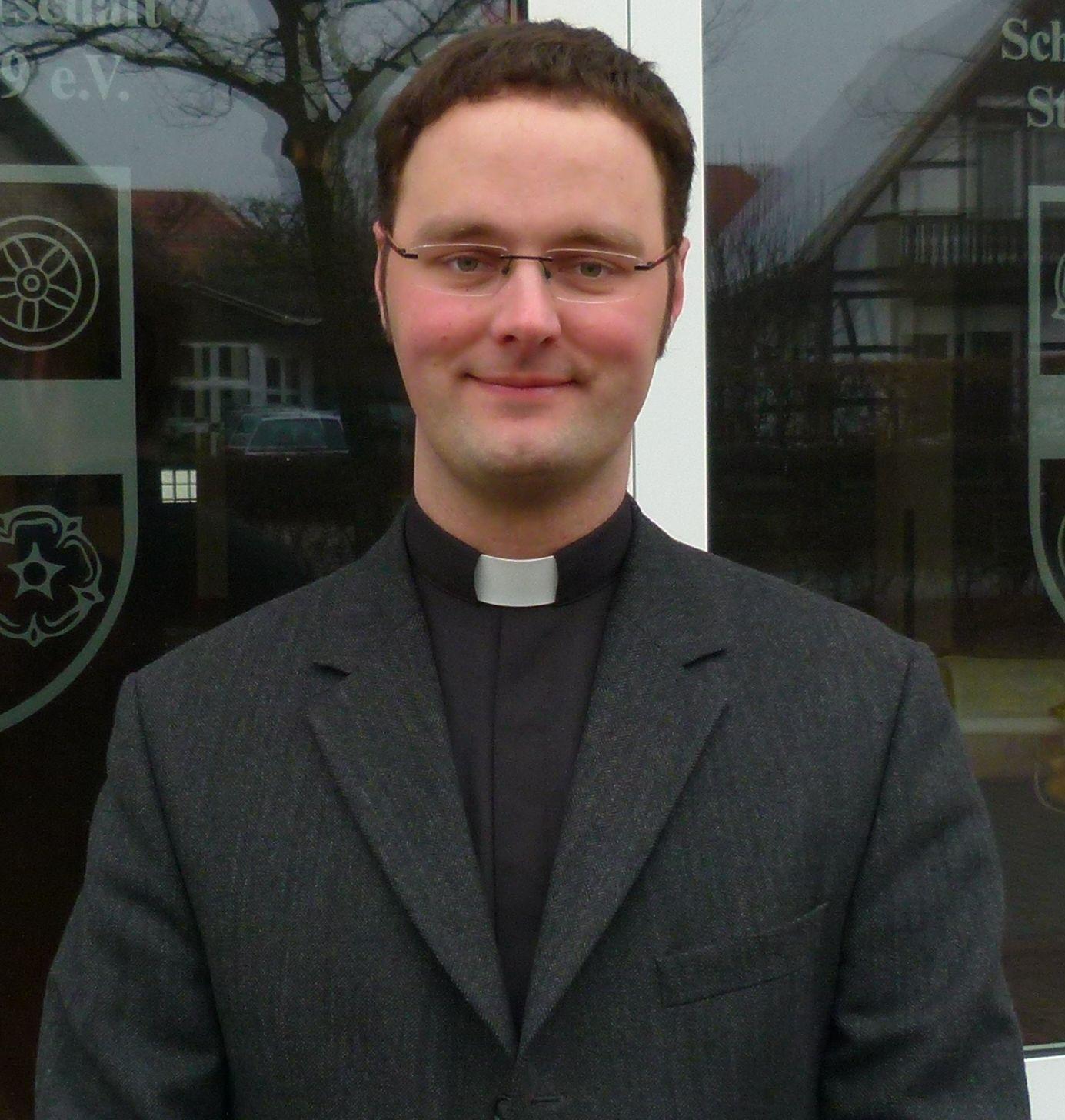 Thomas Schmidt - Pfarrer in Störmede seit 2004