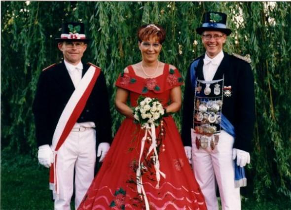 1997 Waltraud und Werner Dreier