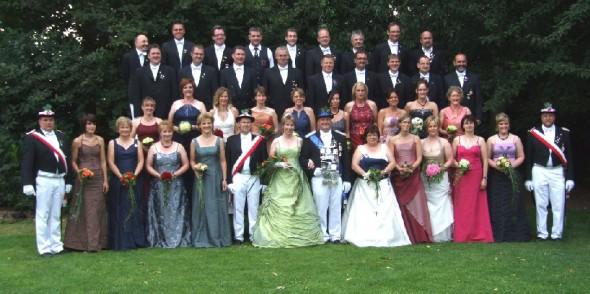 Hofstaat 2008