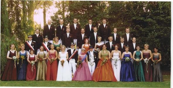 2003 Hofstaat
