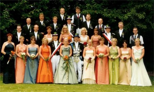 2005 Hofstaat