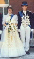 Konrad Maas und Maria Mai-Maas
