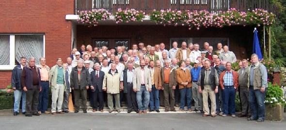 2007 Gruppenbild Seniorenausflug