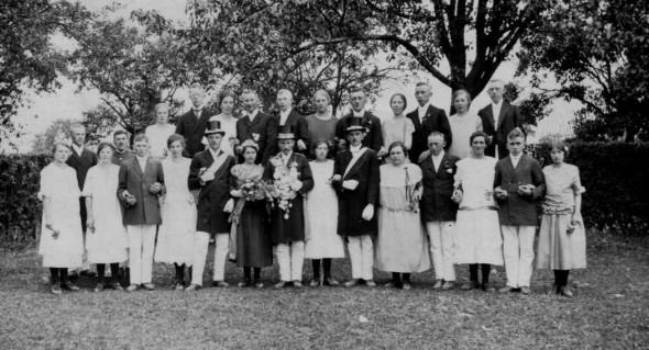 1925 Hofstaat