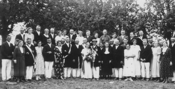1935 Hofstaat