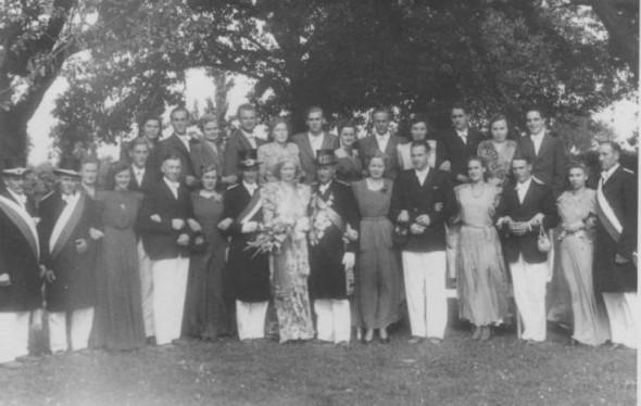 1939 Hofstaat