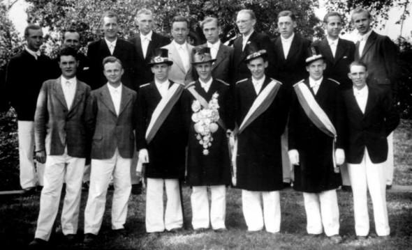 1948 Hofstaat