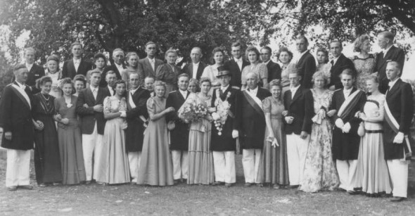 1950 Hofstaat