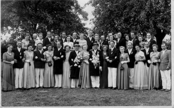 1952 Hofstaat