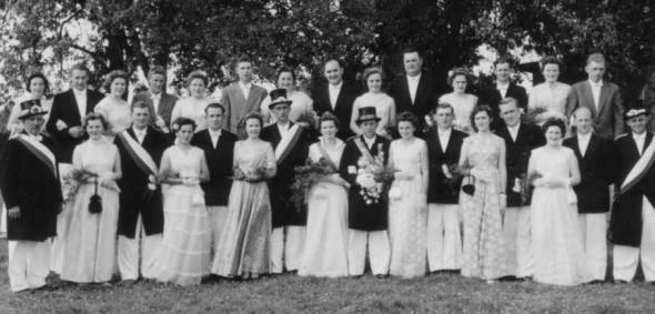 1957 Hofstaat