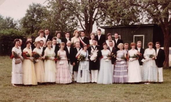 1962 Hofstaat