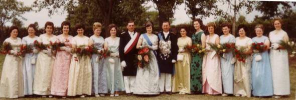 1963 Hofstaat