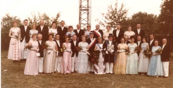 1964 Hofstaat