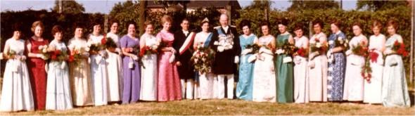 1967 Hofstaat