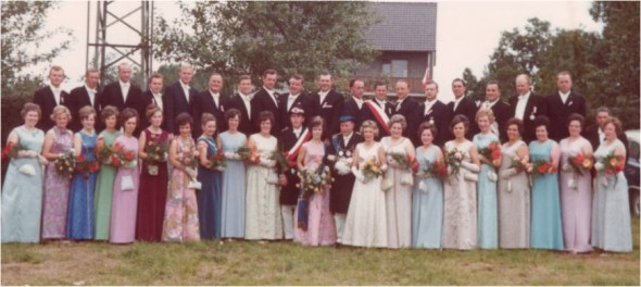 1968 Hofstaat