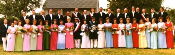1969 Hofstaat
