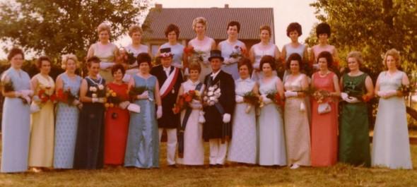 1970 Hofstaat