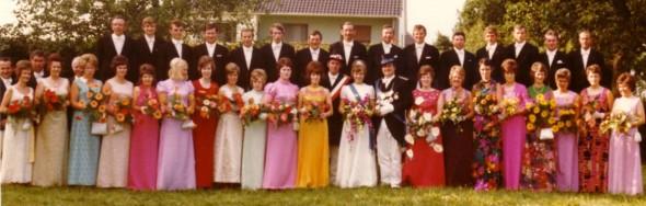 1973 Hofstaat