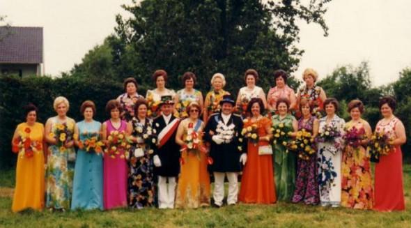 1974 Hofstaat