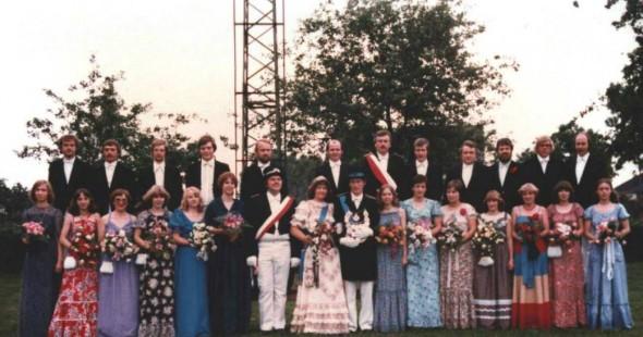 1978 Hofstaat