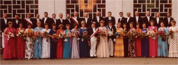 1979 Hofstaat