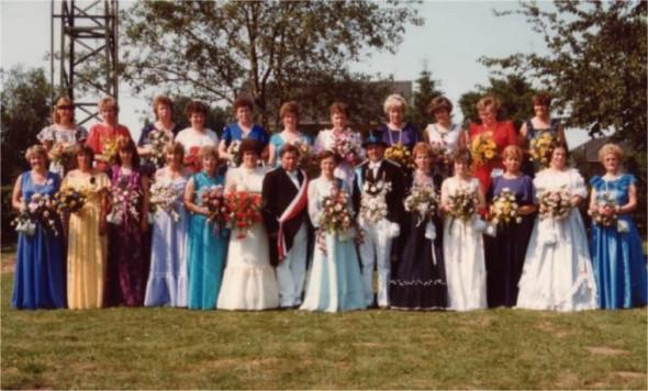 1982 Hofstaat