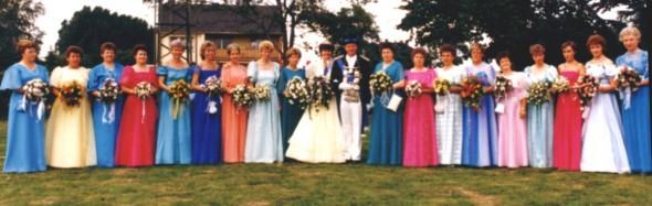 1985 Hofstaat