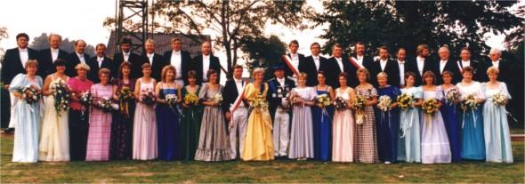 1986 Hofstaat
