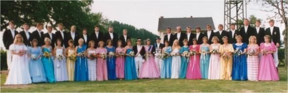 1987 Hofstaat