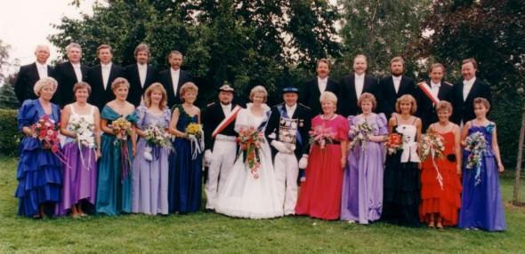 1988 Hofstaat