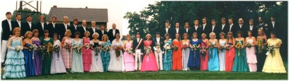 1989 Hofstaat