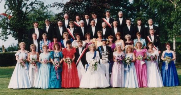 1990 Hofstaat