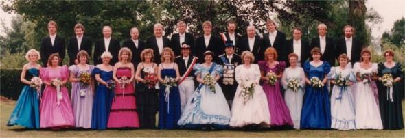 1991 Hofstaat