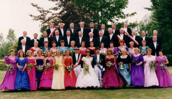 1992 Hofstaat