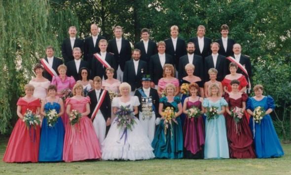 1993 Hofstaat