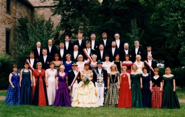 1997 Hofstaat