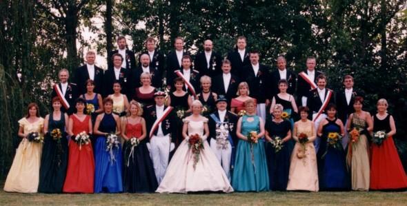 1998 Hofstaat