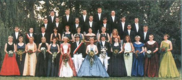 1999 Hofstaat