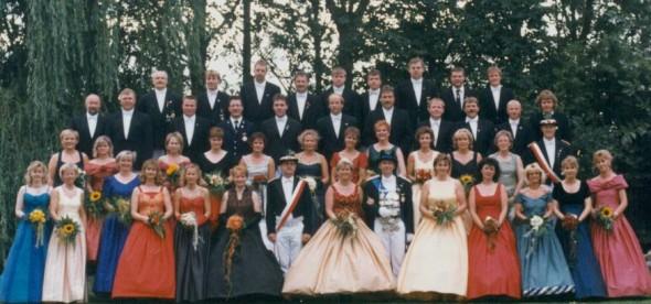 2000 Hofstaat