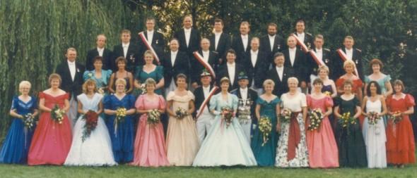 1995 Hofstaat
