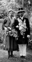 1924 Theresia Maas und Franz Molitor