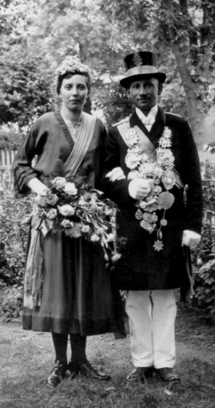 1924 Theresia Maas und Franz Molitor
