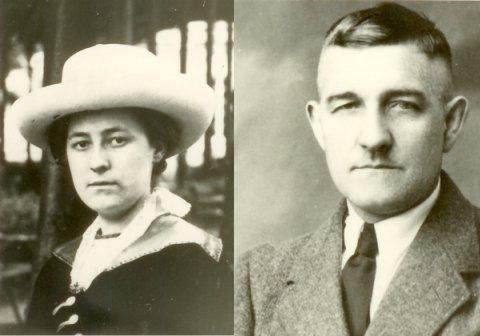 1934 Johanna Sprink und Bernhard Schwarte