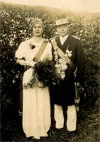 1936 Änne Deiters und Heinrich Trockel