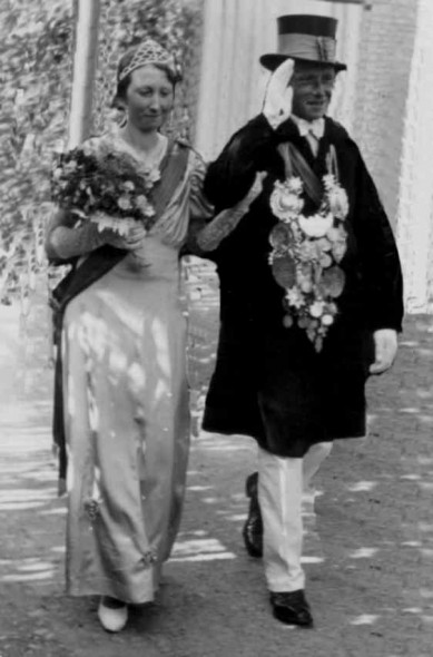 1937 Wilhelmine Severin und Anton Fahle